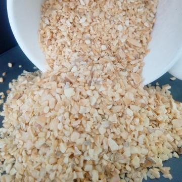 Gránulo de ajo deshidratado para aditivo alimentario