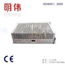 Fonte de Alimentação comutada WXe-145s-24 24V 6A 145W