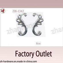 Factory Direct Sale Zinc Alloy Big Pull Archaize Handle (ZH-1342)