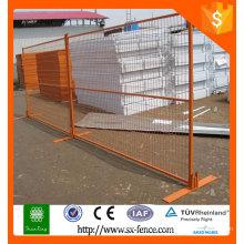 Clôture temporaire de clôture extérieure canadienne, panneau de clôture temporaire à vendre