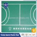 Innenhandballplatz PVCs Vinyl, der trinkbare Handballplatzmatte mattiert