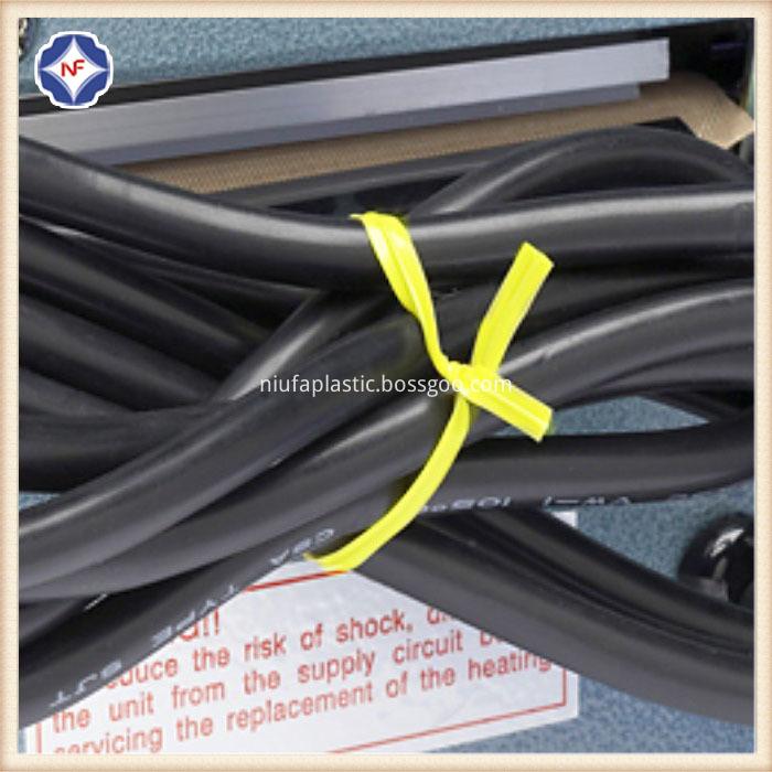 Pvc Coated Iron Wire Twist Tie