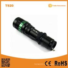 Lanterna clássica da polícia do CREE Q5 LED (POPPAS-T820)