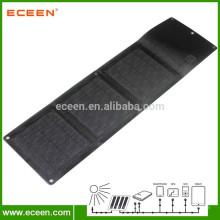 Panneau solaire semi-flexible 10W avec panneau solaire couleur Matériau ETFE