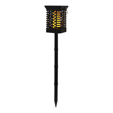 Outdoor Garden Holidays Decorations Lamp with Long Stake