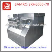 Chinois fabriquent de homogénisateur de SRH6000-70 pour l'alimentation des crevettes