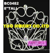 Coroas de desfile de moda