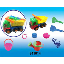 Educational Kids Plastic Model DIY Beach Toys (841014)