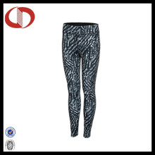 Polyester/ Spandex Compression Women Pants Fitness and Yoga Leggings