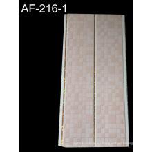 Деревянная панель потолка PVC цвета