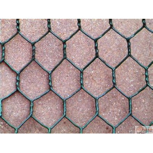 Filetage en fil hexagonal recouvert de PVC