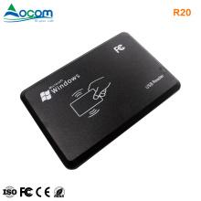 R20 --- Hot Selling Plug And Play RFID Card Reader