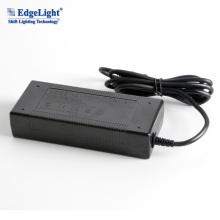 CE ETL Listed Desktop High PFC 60w Led Driver 12V With Constant Current