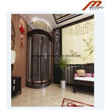 CE-Zertifikat Villa Aufzug mit Luxus-Kabine