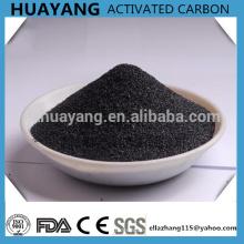 Preço do corindo preto / preço do pó de óxido de alumínio preto