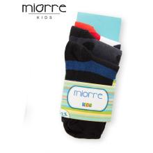 MIORRE Kids' Boy OEM New 2017 Season Trendy 3 Pack Different Model & Color Cotton Socks