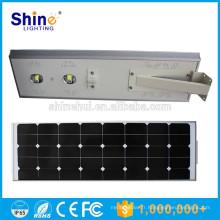 Format de cotation en gros de l'usine pour lampadaires solaires tout en un 5W