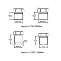 FST800-202 Universal Industrial Geral HP-Type Pressure Sensor