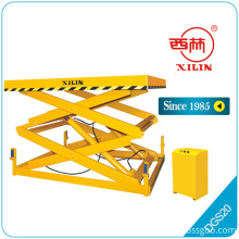 Cheapest Factory for Full-Electric Platform Stacker Truck,Full Electric Stacker With Platform,Full Electric Stacker Truck Manufacturers and Suppliers in China Xilin DGS stationery scissor lift table export to Indonesia Suppliers