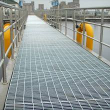 Hot Dipped Galvanized Steel Deck Grating