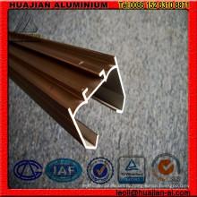 Алюминиевые профили для раздвижных дверей
