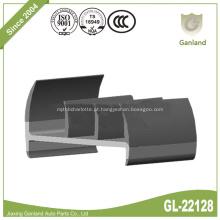 Junta da porta do contentor do perfil do PVC da porta 78mm