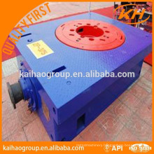 rotary table drilling rig, rotary table for oil drilling rig, drilling rotary table