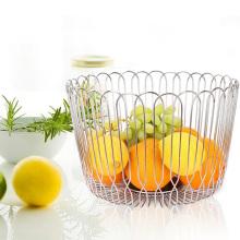 Almacenamiento de la cesta de fruta seca del uso doméstico de la cocina
