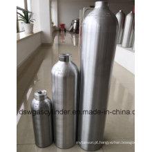 Cilindro de Alumínio com Vale e Umidificador
