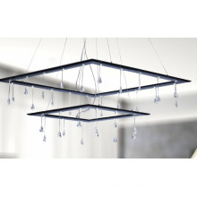 Lampes à LED suspendues à double pont moderne (AD11007-20 + 12B)