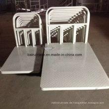 Faltbarer Metallplattform-Hand-LKW