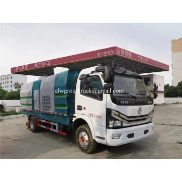 Dongfeng D7 novo caminhão de sucção de filtro vertical