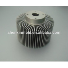 customized aluminum extrusion parts with factory price