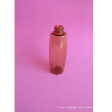 100ml botellas de crema ambarina sin tapa