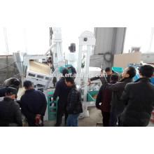 2017 nouvelle machine agricole moderne Rice mill machine prix liste
