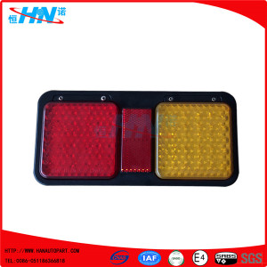 Retangular LED Tail Turn Light