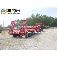 Goldhofer thp, Modular transport, The heavy trailer