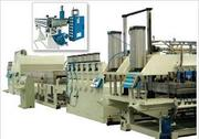 PP Hollow Core Plastic Sheet Making Machine for Building Ro