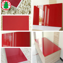 High Quality for Indoor Used UV MDF High Gloss laminated UV MDF for furniture export to Israel Importers