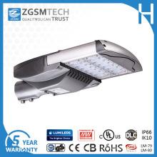 Luz de rua LED 65W com UL Ce certificação IP66 Ik10