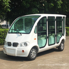 6 Seater Battery Powered Utility Electric Golf Car for Golf Course