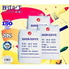 Precipitated Barium Sulfate (white powder) 325mesh