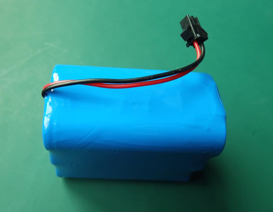 7.4V external battery pack