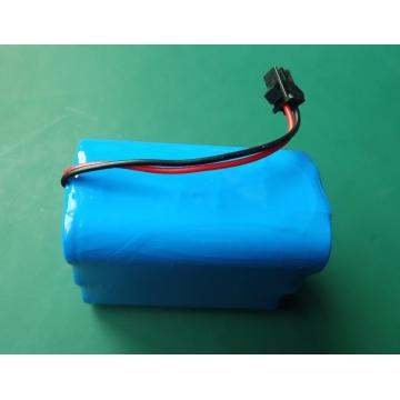 7.4v 6.6ah rechargeable lithium polymer battery