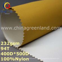 100% nylon tafetá tecido oxford para vestuário têxtil (gllml288)