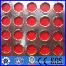 14.0mm Thick Perforated Metal Mesh