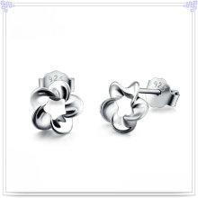 Bijoux en argenterie Boucles d'oreille à la mode 925 bijoux en argent sterling (SE011)