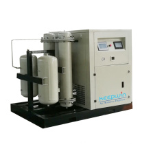 Medical Hospital PSA oxygen Generator use 100% Oil Free Scroll Air Compressor