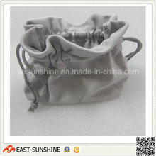 Изготовленный на заказ мешок ювелирных изделий Microfiber (DH-MC0596)
