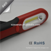 led plastic flashlight, led flashlight work light